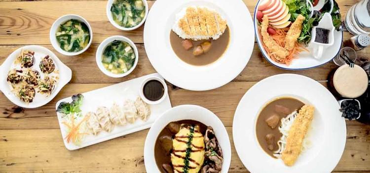 เต็มอิ่มกับเมนูข้าวกะหรี่และอาหารญี่ปุ่นหลากรสชาติ ที่ร้าน 'Got Seal La'