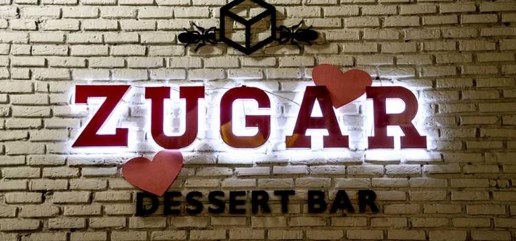 เสิร์ฟเมนูของหวานแสนอร่อย กับบรรยากาศสบาย ๆ ที่ร้าน 'Zugar'