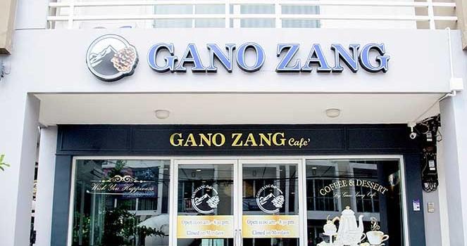 พักดื่มกาแฟยามบ่าย กับบรรยากาศสไตล์คลาสสิคยุโรป ที่ร้าน 'Gano Zang'