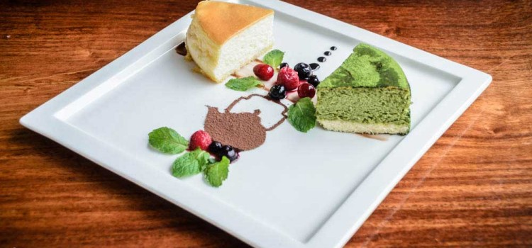 ดื่มด่ำสุนทรียแห่งการดื่มชา ชวมชิมขนมญี่ปุ่นสไตล์พรีเมียมแบบฉบับต้นตำหรับแท้ ๆ ที่ร้าน 'Wabi Cha'