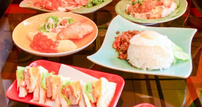 อิ่มอร่อยกับเมนูอาหารสไตล์ฟิวชั่น ไทย-ญี่ปุ่น และเครื่องดื่มหลากเมนู ที่ร้าน 'มาโกะโคโระ'
