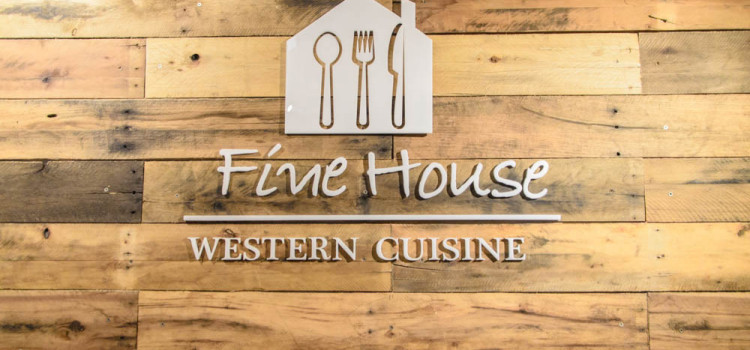ชวนชิมต้นตำหรับเมนูอิตาเลี่ยนขนานแท้ รสชาติเยี่ยม ที่ร้าน 'Fine House Western Cuisine'