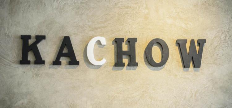 ผ่อนคลายกับบรรยากาศสบาย ๆ อร่อยกับเมนูเครื่องดื่มและขนมหวาน ที่ร้าน 'Kachow Coffee'
