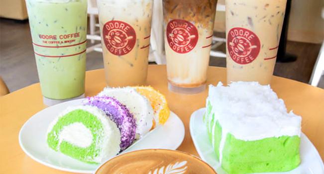 หอมกรุ่น เข้มข้น กับรสชาติกาแฟคุณภาพ ที่ร้าน 'Odore Coffee'