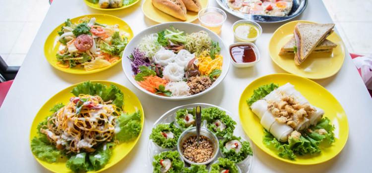 เปิดเมนูอาหารเช้าเพื่อสุขภาพ อร่อยง่าย ๆ สไตล์เวียดนาม ที่ร้าน 'กินดี'