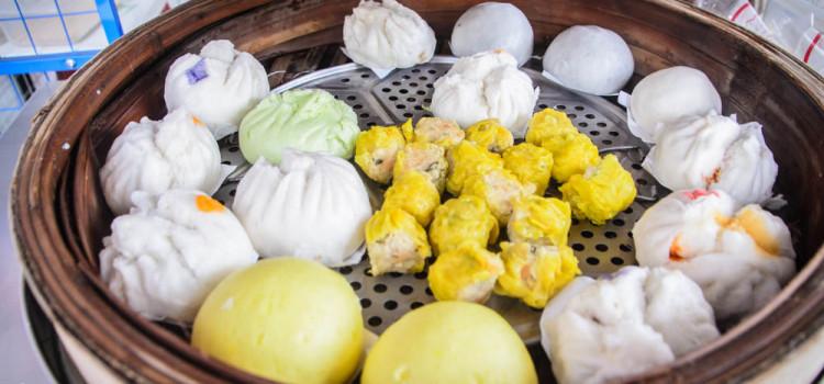 เสิร์ฟซาลาเปาร้อน ๆ ชิ้นโตเต็ม ๆ คำ หลากรสชาติ ที่ร้าน 'เปา เปา by มาม่าบิ๊ก'