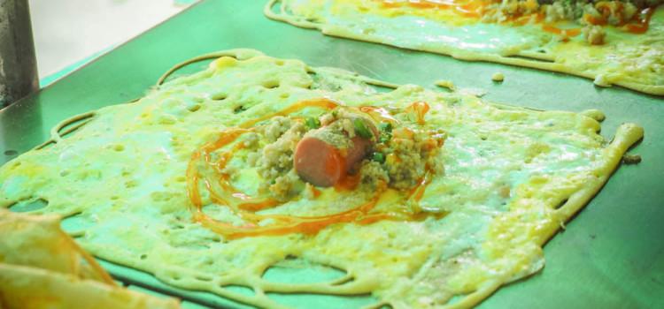 อิ่ม อร่อย กับขนมโตเกียวรสชาติดี ราคาย่อมเยา ที่ร้าน 'ขนมโตเกียว มข. เจ้าเก่า'