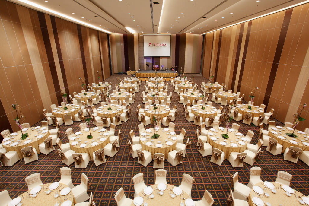 Centara Hotel & Convention Centre Khonkaen - Convention Hall - Thai Set