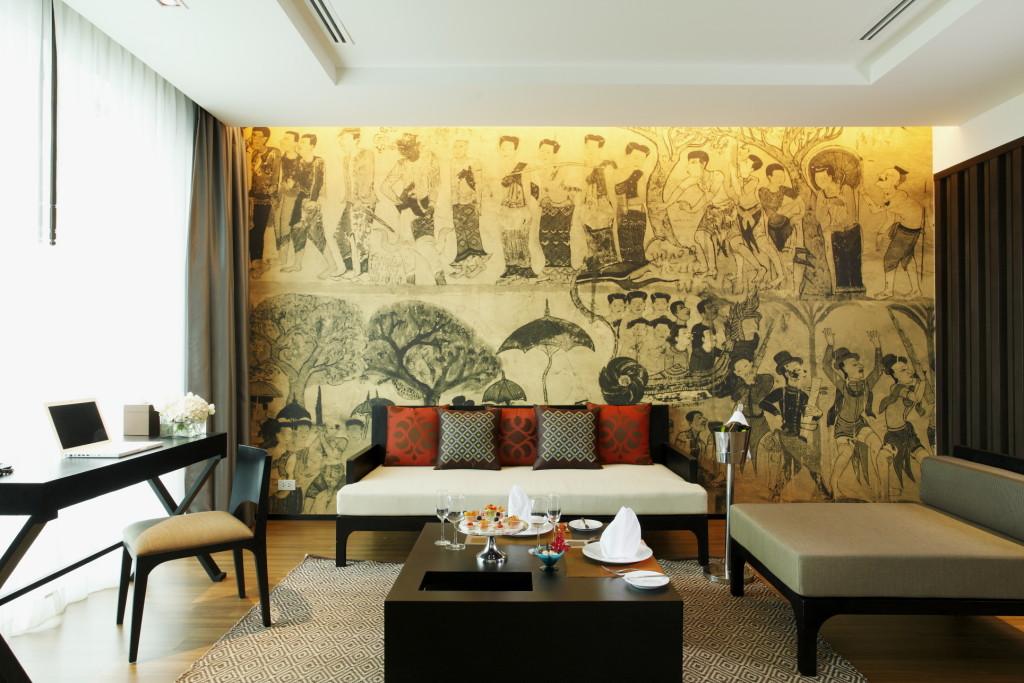 Centara Hotel & Convention Centre Khonkaen - Executive Suite 6