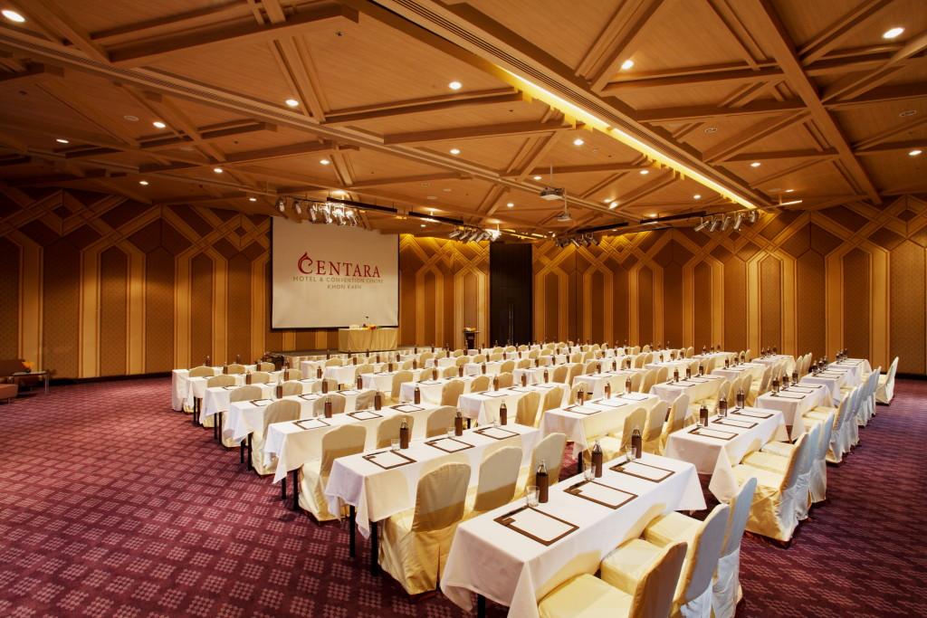 Centara Hotel & Convention Centre Khonkaen - Prachasamoson 1 Meeting Room