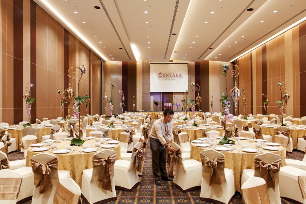 Centara Hotel & Convention Centre Khonkaen - Staff Thai Set