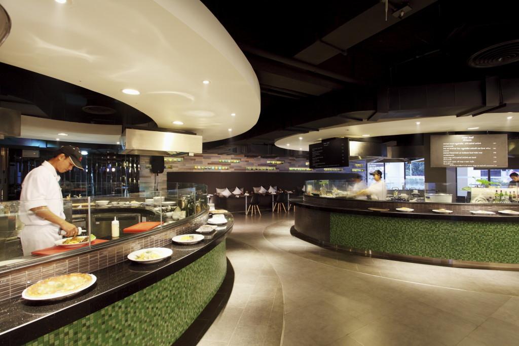 Centara Hotel & Convention Centre Khonkaen - Wok & Grill 3