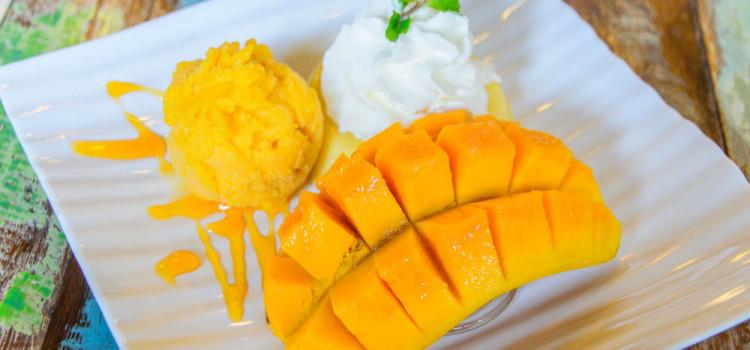 สดชื่นไปกับเมนูมะม่วงและผลไม้แบบจัดเต็ม ที่ร้าน 'Mango Mania'