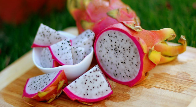Zappnuar Healthy : แก้วมังกร (Dragon fruit)