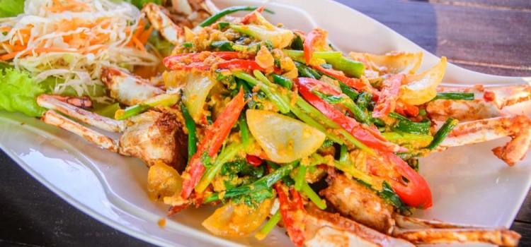 พักผ่อนกับร้านอาหารบรรยากาศบ้านสวน อิ่มอร่อยกับอาหารไทย-อีสาน หลากเมนู ที่ร้าน 'ระเบียงน้ำ'