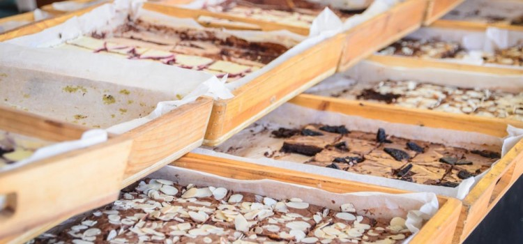 สาวกของหวานต้องไม่พลาด เมนูบราวนี่แสนอร่อยกว่า 100 หน้า ที่ร้าน 'Brownies Factory'