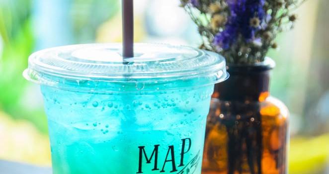 แวะพักผ่อนกับร้านคาเฟ่บรรยากาศดีสไตล์ยุโรป และเมนูเครื่องดื่มแสนอร่อย ที่ร้าน 'Map Cafe'
